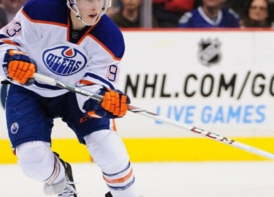 (Anne-Marie Sorvin-USA TODAY Sports) Ryan Nugent-Hopkins, another Edmonton Oilers centre, is a likely trade candidate now that my rebuild has commenced.