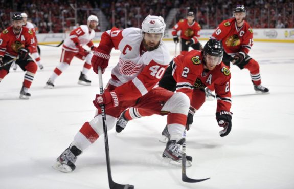 Henrik Zetterberg, NHL, Detroit Red Wings