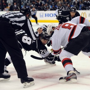 Danius Zubrus, NHL, Milestones, New Jersey Devils