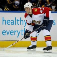 Montreal Canadiens defenseman Mike Weaver