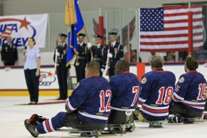 Sled Hockey keeps growing (Geoff Burke-USA TODAY Sports)