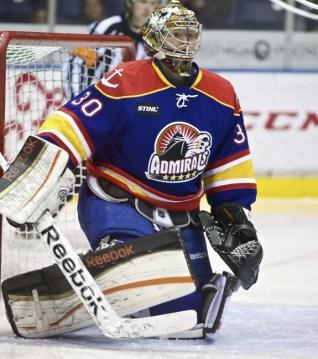 Frederik Andersen, Anaheim Ducks, Goaltending