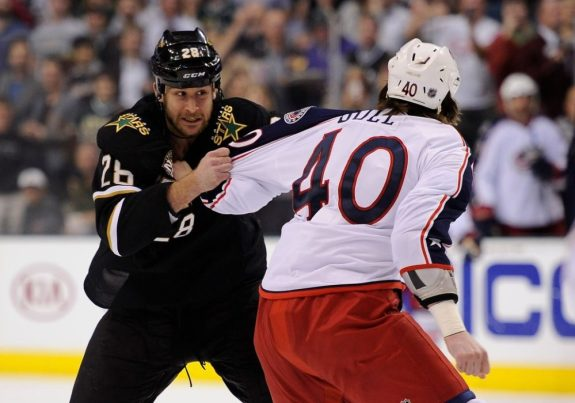 fighting penalty