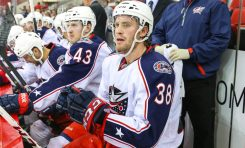 Future Faces Of The Blue Jackets Franchise