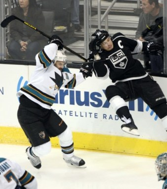 Sharks-Kings rivalry