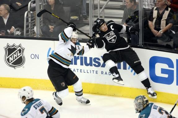 Sharks-Kings rivalry