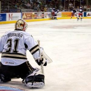 Philipp Grubauer (Annie Erling Gofus/The Hockey Writers)