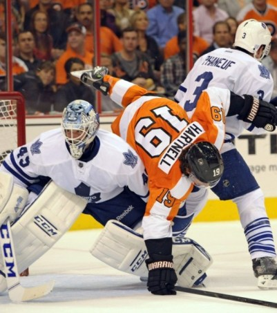 Jonathan Bernier (Eric Hartline-USA TODAY Sports)