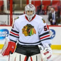 Chicago Blackhawks Corey Crawford - Photo Credit:  Andy Martin Jr