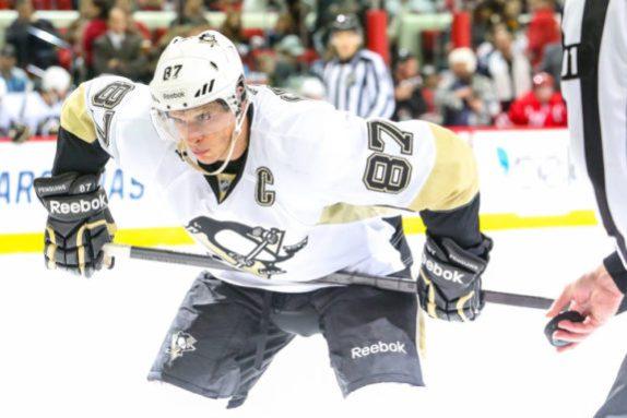 Sidney Crosby should seek a sports psychologist. (Photo Credit: Andy Martin Jr)