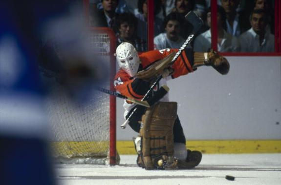 Flyers Best Goalie