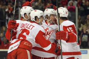 Could the Detroit Red Wings give more prospects a shot?