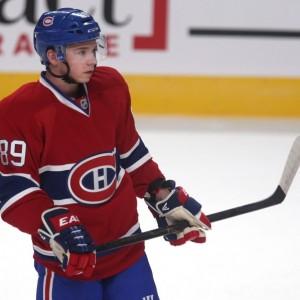 Montreal Canadiens prospect Martin Reway