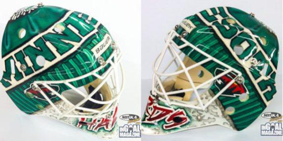 Josh Harding Toque Mask