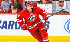 Hurricanes' Hope for a Win Blown Away by the Sabres