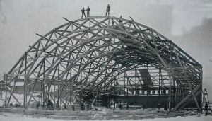 first ice hockey arena in LA