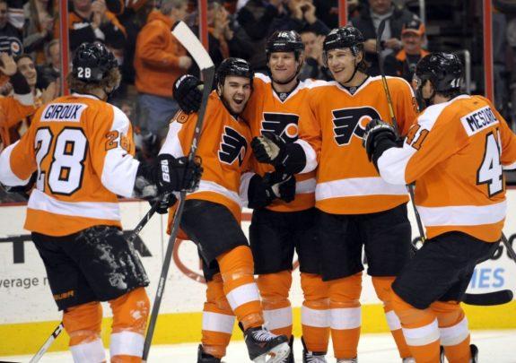 Flyers defense