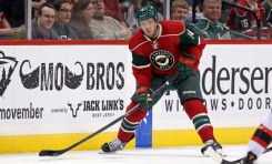 Justin Fontaine Out 4-6 Weeks; Tyler Graovac Out 6 Weeks