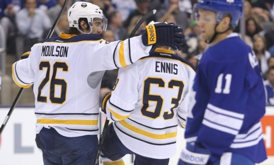 Buffalo Sabres Left Wing Options