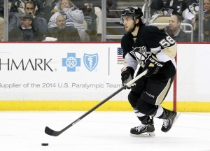Letang has not been allowed to join the rush as often this season (Charles LeClaire-USA TODAY Sports)