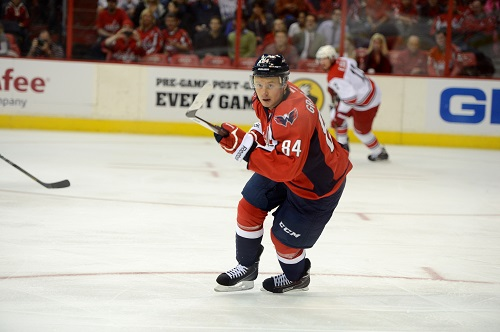 Are the Flyers threatened by the Caps' big spending? Not if the departure of Mikhail Grabovski is any indication.