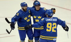 16 Players Named to Team Sweden World Cup Roster