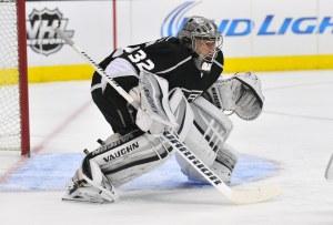 Jonathan Quick, NHL Playoffs, NHL, Los Angeles Kings, San Jose Sharks