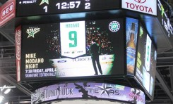 Mike Modano Night ... in the AHL