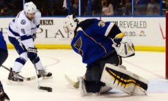 Goaltender Homecoming in St. Louis