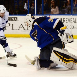 The acquisition of a rental didn't work as well for the Blues as it did for Chicago (Jasen Vinlove-USA TODAY Sports)