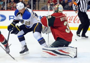 Ott will likely not be re-signed by the Blues (Marilyn Indahl-USA TODAY Sports)