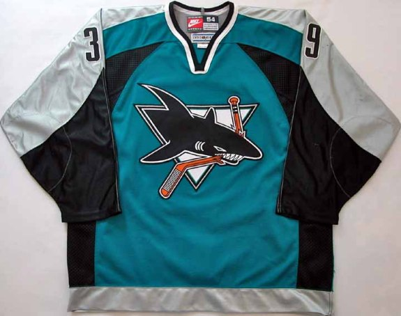 San Jose Sharks Third Jersey