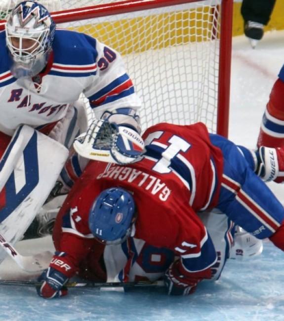 Henrik Lundqvist Rangers