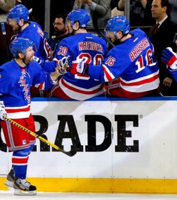 Martin St. Louis was the biggest name in this year's trade request class (Andy Marlin-USA TODAY Sports).