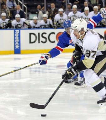 Sidney Crosby, NHL, Pittsburgh Penguins, Salary Cap, Hockey