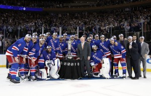 Rangers doomed to lose?(Adam Hunger-USA TODAY Sports)