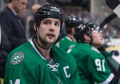 "(Jerome Miron-USA TODAY Sports) Hey, if you want to pick a more ""respectable"" player than Patty Kane for your All-Star roster, then Jamie Benn might be your best bet."