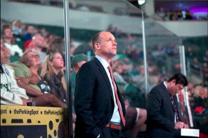 Jeff Blashill (Credit: Texas Stars Hockey)