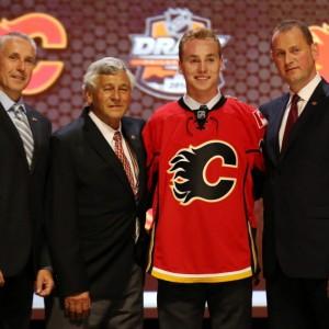 Sam Bennett, Calgary Flames, NHL, NHL Draft, Fourth overall pick