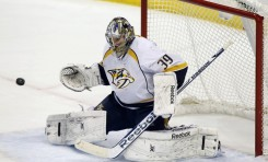 Preds Use Emergency Recall for Marek Mazanec