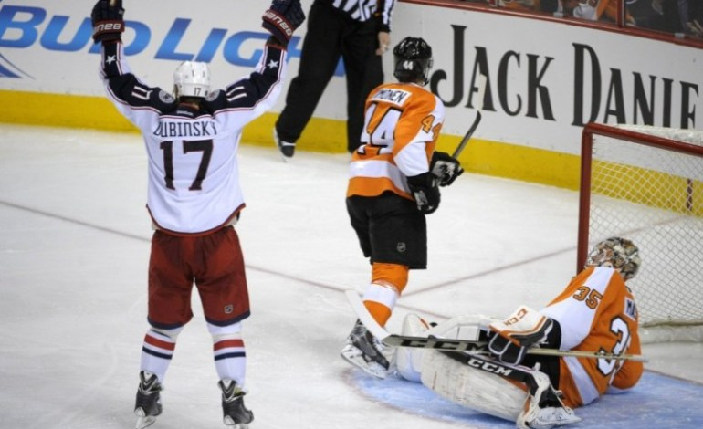 Dubinsky and Jenner Finding Scoring Touch