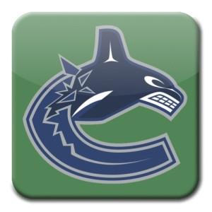 Vancouver Canucks 1 square logo