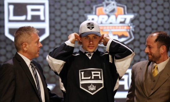 Kings Top 4 Prospects 2017