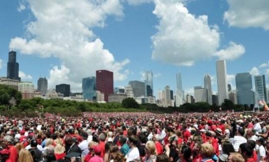 Blackhawks Poised for Chicago's Center Stage?