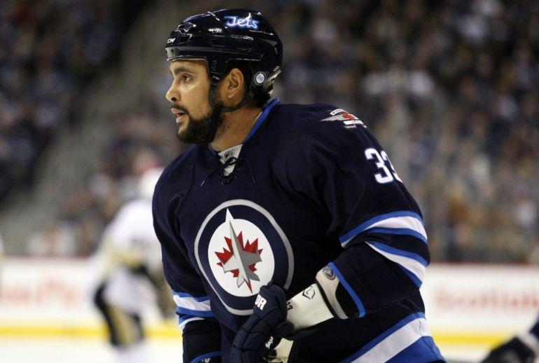 Dustin Byfuglien, Bruins, Winnipeg Jets