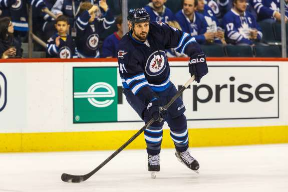 Zach Bogosian is Buffalo bound. (Shawn Coates-USA TODAY Sports)