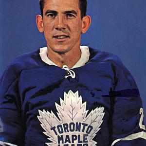 Don Simmons Leafs Goalie
