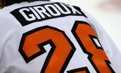 Flying High: Claude Giroux Continuing to Prove He Is Captain Material