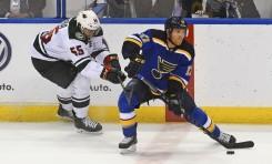 Blues Re-Sign Jaden Schwartz: Report