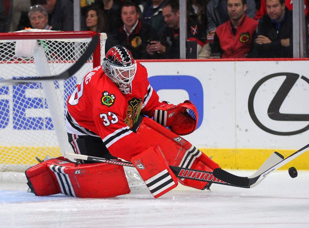 Friday's recap: Blackhawks 2, Hurricanes 1